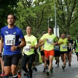 SEB Tallinna Maraton - Aarne Nõmberg (550), Peeter Tubli (556), Aleksei Trunin (882)