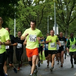 SEB Tallinna Maraton - Aarne Nõmberg (550), Peeter Tubli (556)