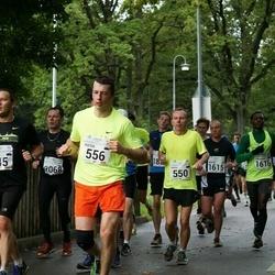 SEB Tallinna Maraton - Aarne Nõmberg (550), Peeter Tubli (556), Martin Harper (1615)