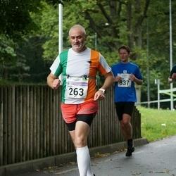 SEB Tallinna Maraton - Brian Pope (263), Kunnar Kuuder (837)