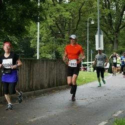 SEB Tallinna Maraton - Priit Sipelgas (1893), Seija Maijala (2080)