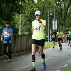 SEB Tallinna Maraton - Seppo Annala (926), Mire Seppälä (1525)
