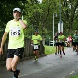 SEB Tallinna Maraton - Benoit Rancourt (636), Erti Kares (1825)
