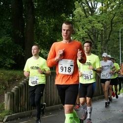 SEB Tallinna Maraton - Kristjan Lukk (361), Risto Asusaar (808), Carl Ülejõe (918)