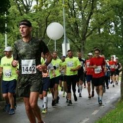 SEB Tallinna Maraton - Andreas Lehmann (1442), Aare Kesamaa (1631), Ülar Vaadumäe (1884)