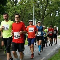 SEB Tallinna Maraton - Kristi Kõll (1562), Aare Kesamaa (1631), Toomas Tombu (1689), Ülar Vaadumäe (1884)