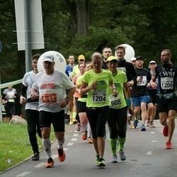 SEB Tallinna Maraton - Christina Luhamets (908), Marju Rääbus (1204)