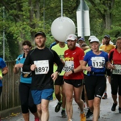SEB Tallinna Maraton - Soile Sild (1136), Anu Lillemägi (1887), Dmitri Zvjagintsev (1897), Aare Huik (2050)