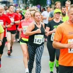 SEB Tallinna Maraton - Viljo Prantsus (1256), Ann Õun (1427), Are Vest (1498)