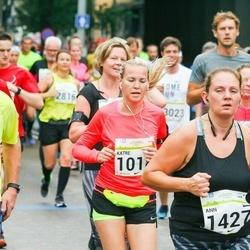 SEB Tallinna Maraton - Ann Õun (1427), Are Vest (1498)