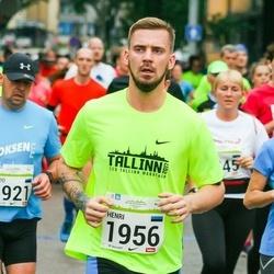 SEB Tallinna Maraton - Gabriella Wass (1450), Ando Mesi (1921), Henri Jaanus (1956)