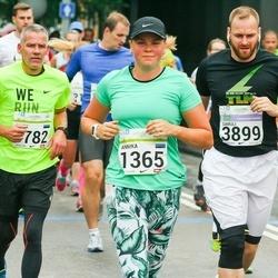 SEB Tallinna Maraton - Annika Näär (1365), Samuli Muuvila (3899)
