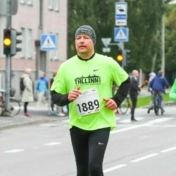 SEB Tallinna Maraton - Teet Enok (1889)