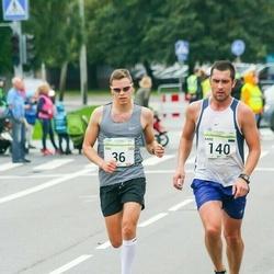 SEB Tallinna Maraton - Eric Breitbarth (36), Aare Kutsar (140)