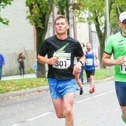 SEB Tallinna Maraton - Ander Metsmaa (801)