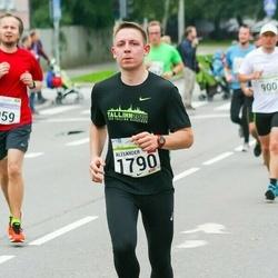 SEB Tallinna Maraton - Alexander Kashanskiy (1790)