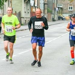 SEB Tallinna Maraton - Eiko Sau (539), Kaarel Tõruvere (883), Ingvar Lagerest (2001)