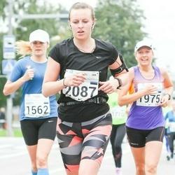 SEB Tallinna Maraton - Kristi Kõll (1562), Ulli Karu (1975), Anni Nummela (2087)