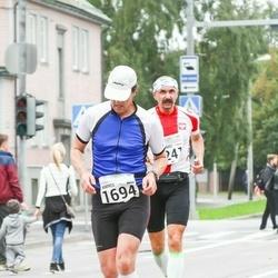 SEB Tallinna Maraton - Arkadiusz Osiak (1241), Andres Kiisler (1694)