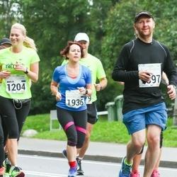 SEB Tallinna Maraton - Marju Rääbus (1204), Aet Kull (1936)