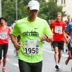 SEB Tallinna Maraton - Reemo Raag (1950)