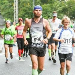 SEB Tallinna Maraton - Birgi Putkonen (376), Gery Einberg (890)
