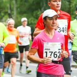 SEB Tallinna Maraton - Anna Plehhanova (1762)