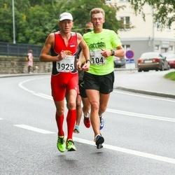 SEB Tallinna Maraton - Reimo Oja (104), Andre Lomaka (1625)