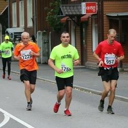 SEB Tallinna Maraton - Janar Soidla (957), Elmar Ekholm (1229), Brian Sepp (1758)