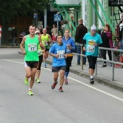 SEB Tallinna Maraton - Arttu Aaltonen (17), Andrey Kulagin (1322)