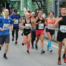 SEB Tallinna Maraton - Wiljar Lobjakas (842), Polina Myslyaeva (1254), Andra Mõistus (1794)