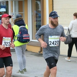 SEB Tallinna Maraton - Raul Heinsalu (327), Armin Vilms (2427)