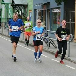 SEB Tallinna Maraton - Aivar Raudsepp (402), Anni Niidumaa (468)