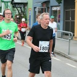 SEB Tallinna Maraton - Tõnis Linnamägi (1625), Ago Sampka (1800)