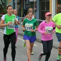 SEB Tallinna Maraton - Maigi Tomp (1282), Anna Kononova (1298), Anastasija Žerdetskaja (1888)