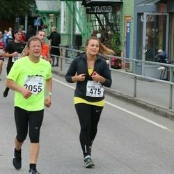 SEB Tallinna Maraton - Bettina Laine (475), Kalev Kapp (2055)