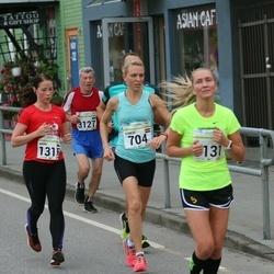 SEB Tallinna Maraton - Agnese Kempe (704), Kadri Pultsin (1315)