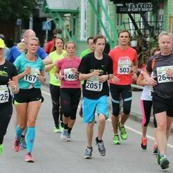 SEB Tallinna Maraton - Brenet Rahumägi (2051)