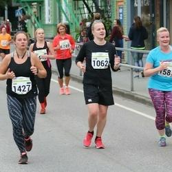 SEB Tallinna Maraton - Liisa Järvi (1062), Ann Õun (1427), Tiina Moijanen (1581)