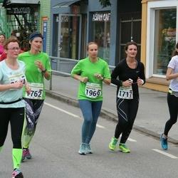 SEB Tallinna Maraton - Iana Novitskaia (1717), Anastasia Koroleva (1969)