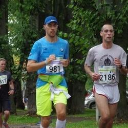 SEB Tallinna Maraton - Lukasz Czaban (981), Carvalho-Coelho Rui (2186)