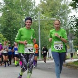 SEB Tallinna Maraton - Nina Kraineva (1762), Anastasia Koroleva (1969)
