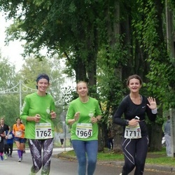 SEB Tallinna Maraton - Iana Novitskaia (1717), Nina Kraineva (1762), Anastasia Koroleva (1969)