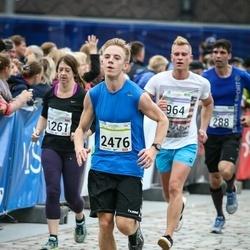 SEB Tallinna Maraton - Sølvi Talset (1261), Andre Sammelselg (2476)