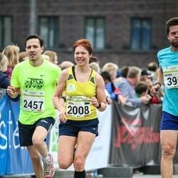SEB Tallinna Maraton - Anna Kuleshova (2008), Jaan Kostjukov (2457)