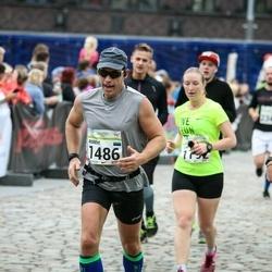 SEB Tallinna Maraton - Robert Mälk (1486), Andre Salundi (1952)