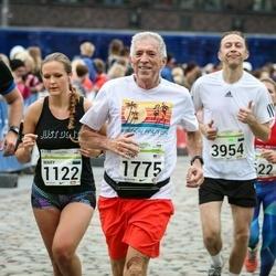 SEB Tallinna Maraton - Mary Vaarpu (1122), Keith Culver (1775), Anatoli Jakubov (3954)