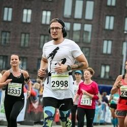 SEB Tallinna Maraton - Ann-Mari Koppel (2333), Karen Raukas (2422), Jaanek Portunov (2998)