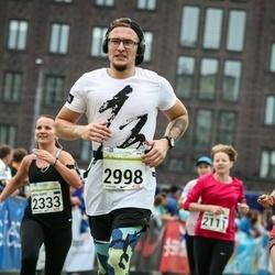 SEB Tallinna Maraton - Ann-Mari Koppel (2333), Jaanek Portunov (2998)