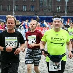SEB Tallinna Maraton - Arto Miettinen (1128), Kristjan Pärnsalu (2727)